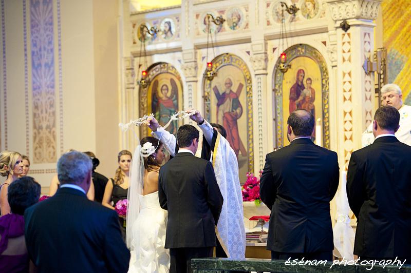 Anna Amp Bryan Greek Wedding Chicago Art Institute Of