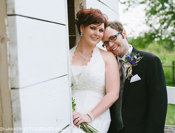 Kevin & Robin - Eco Green Wedding - Heritage Prairie Farm Wedding - Elburn IL