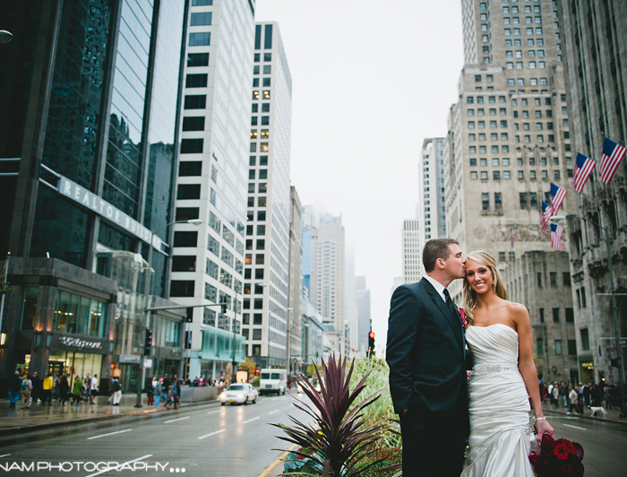 Sarah & Steve's Chicago History Museum Wedding - Chicago Wedding Photography
