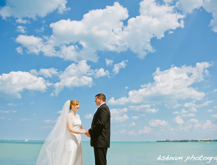 Bill & Becky's Fourth Presbyterian Church - Saddle and Cycle Club Wedding - Chicago Wedding Photography