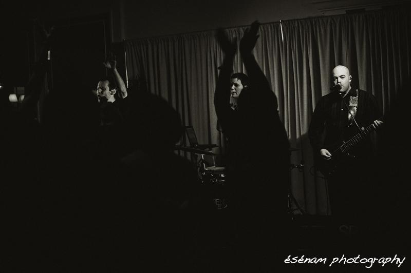 Spoken Four Wedding Music Band Chicago