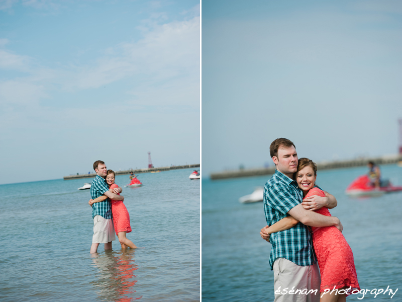 Justin Amp Loretta S Chicago Engagement Session Lincoln