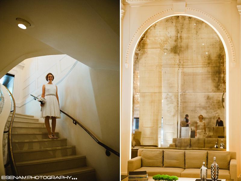 Public Chicago Hotel Wedding 6 Esenam Photography Best