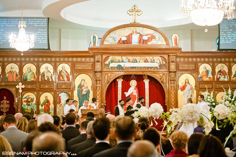 Coptic Orthodox Church in Egypt Coptic Orthodox Church Wedding