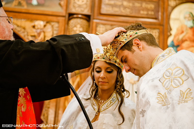 Saint Mark Coptic Orthodox Church Wedding Chicago 2