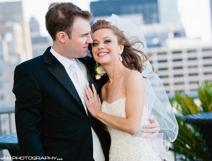 Loretta & Justin's St. Hyacinth Basilica Chicago Wedding - Chicago Wedding Photography