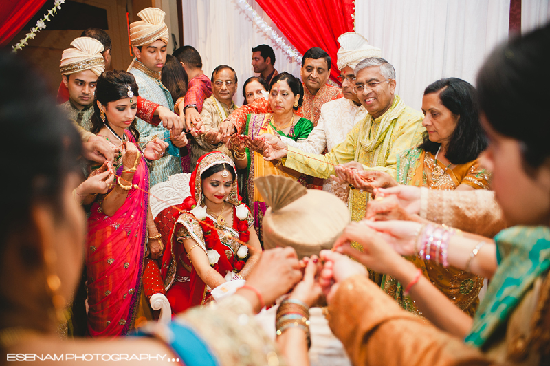 Ashish Monalis Chicago Indian Wedding
