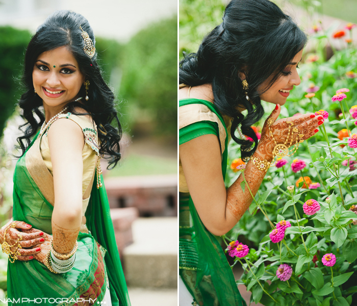 Indian Wedding Traditions Chicago - Mehndi and Garba - Indian Wedding Photographers Chicago