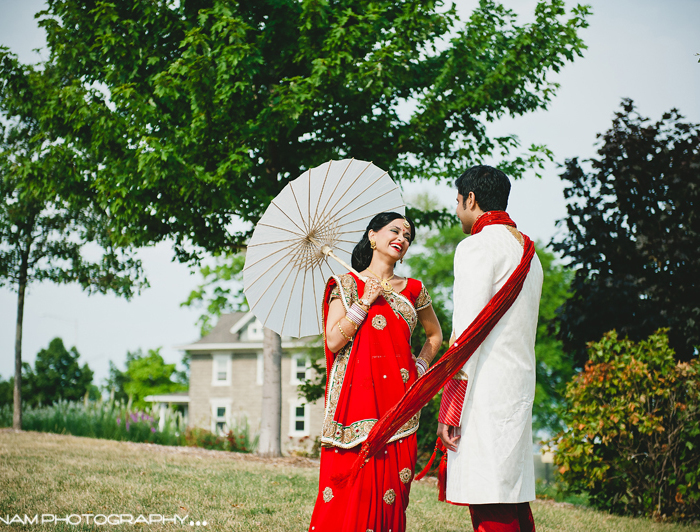 Ashish & Monali's Chicago Indian Wedding - Indian Wedding Photography Chicago