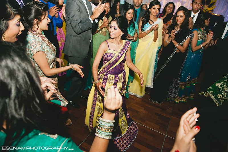 Indian Wedding Reception Chicago IL 16