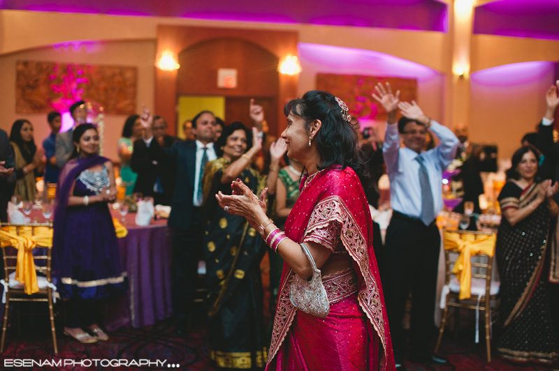Indian Wedding Reception Chicago IL 3