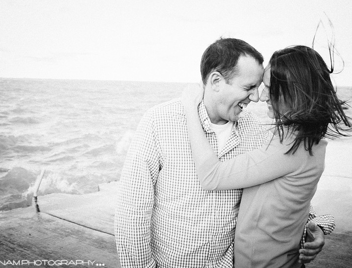 Emily & Mike's Chicago Engagement Photography - Wedding Photographers Chicago