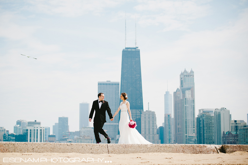 candid wedding photography chicago