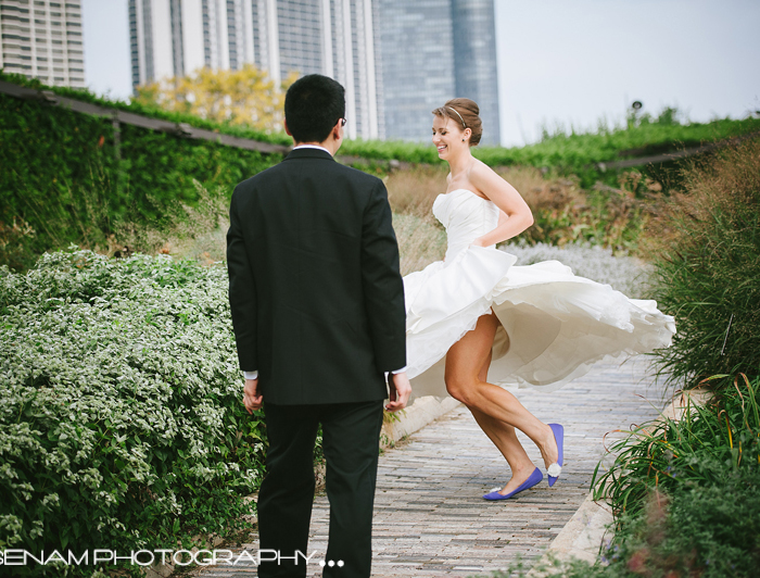 Pazzo's 311 Wedding with Janna & Nathan - Chicago Wedding Photographer
