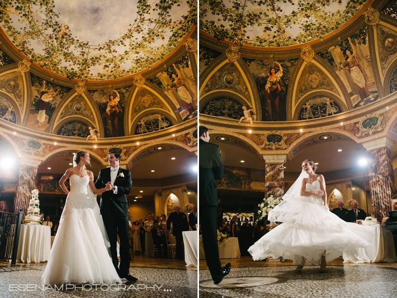 acquaviva winery wedding with genevieve alex chicago