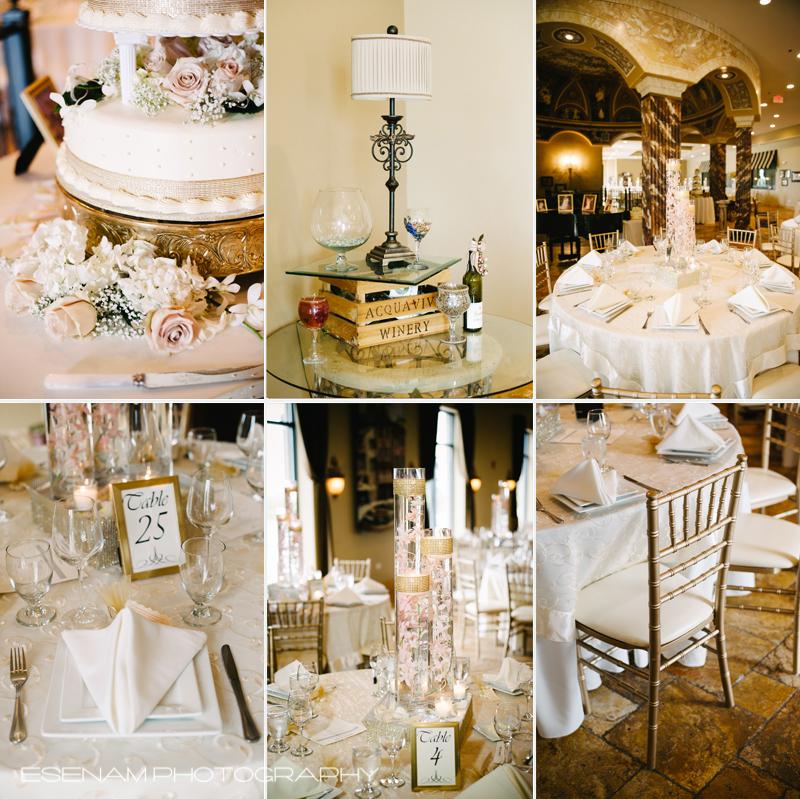 Winery Wedding: Acquaviva Winery Wedding With Genevieve & Alex