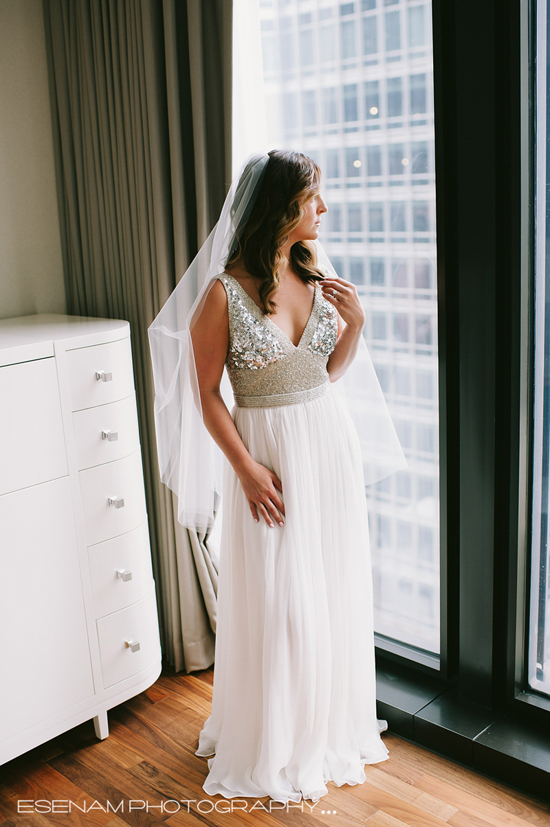 langham hotel wedding Chicago