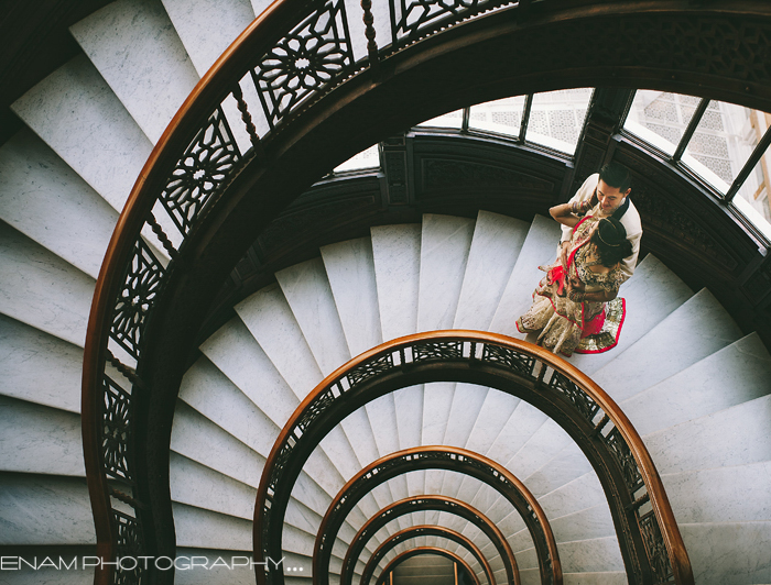 Indian Fusion Wedding at The Rookery with Pinky & Donny