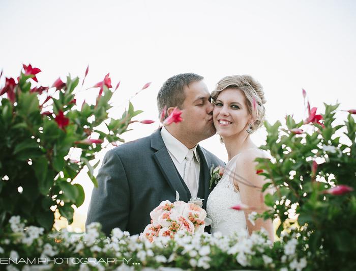 Balmoral Park Racetrack Wedding with Jessica & Daniel