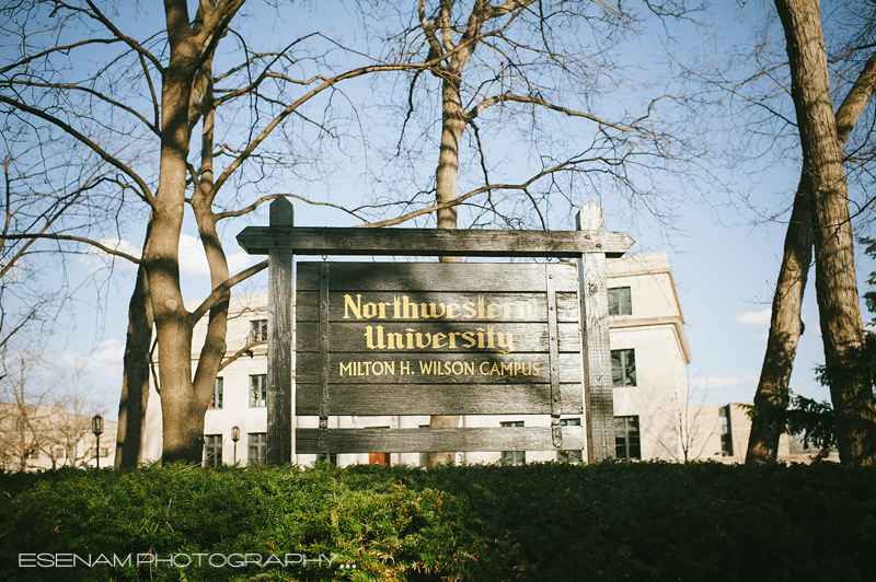 northwestern university engagement