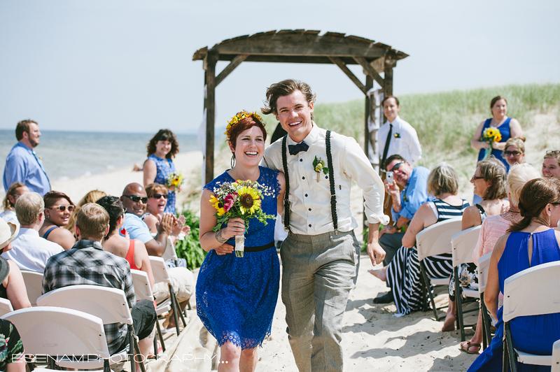 Tiscornia Park Wedding Michigan