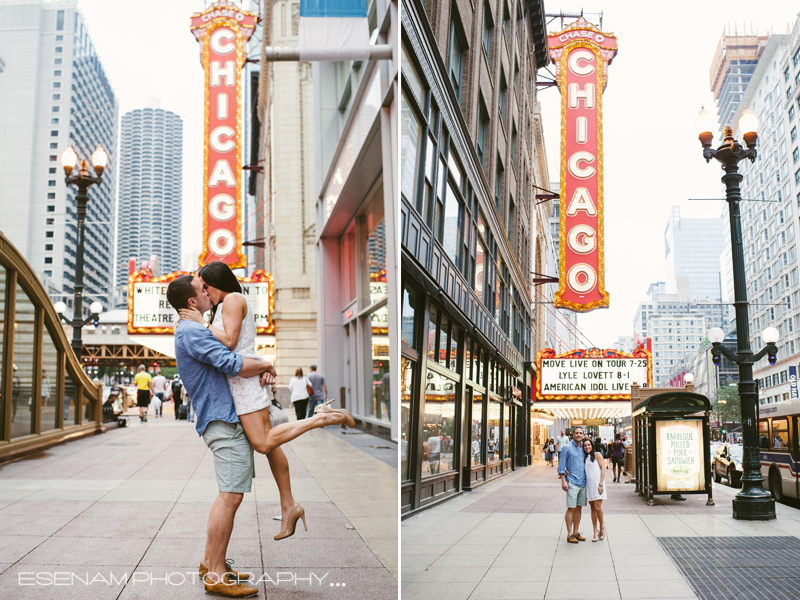 chicago-theatre-engagement-pictures