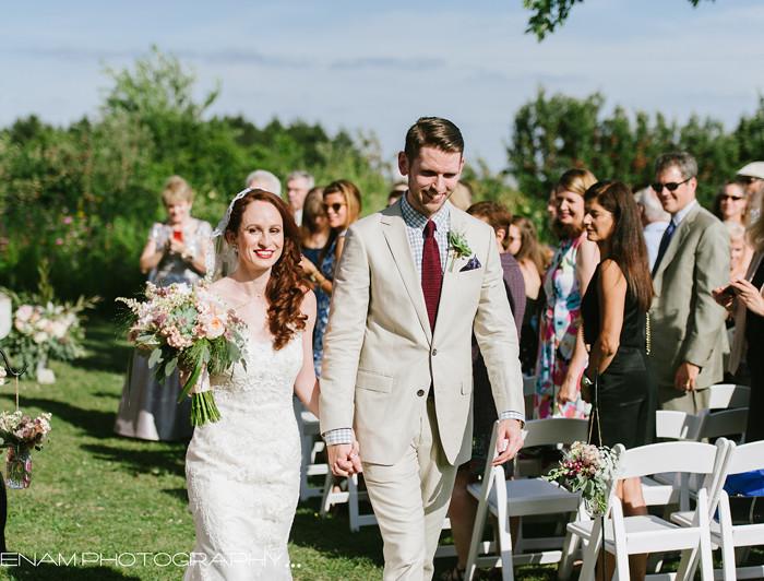 Heritage Prairie Farm Wedding: A Glance at Victoria & Charles