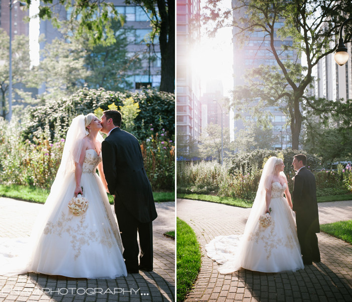 The Drake Hotel Wedding: A Glance at Claire & Thomas