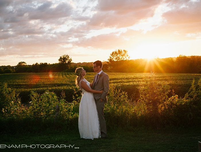 Heritage Prairie Farm Wedding with Jessica & Paul
