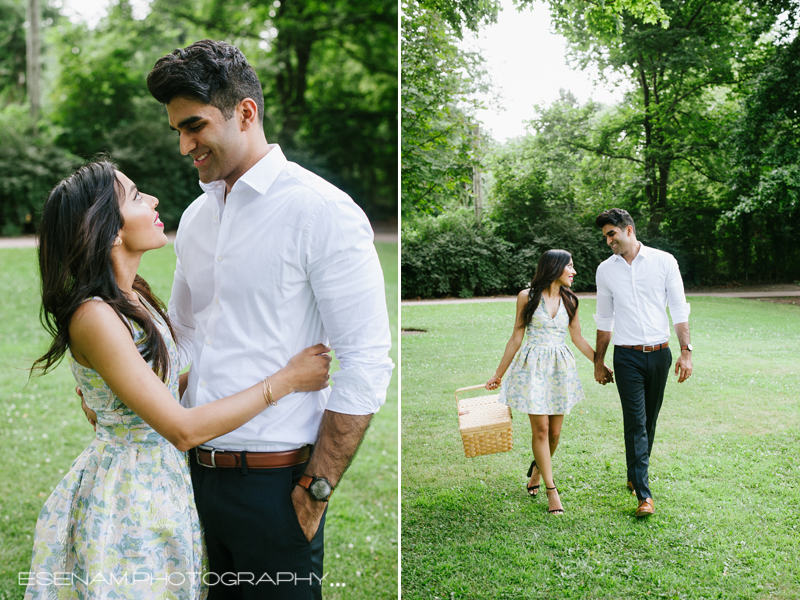 indian engagment pictures