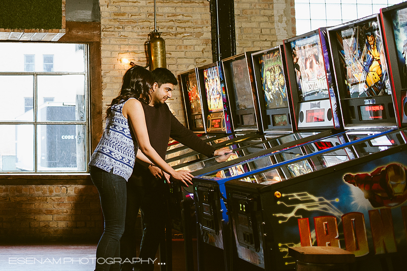 chicago-engagement-pictures -at- Headquarters