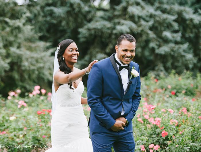 The Fountain Ballroom & Vineyard Wedding: A Glance at San & Fatima