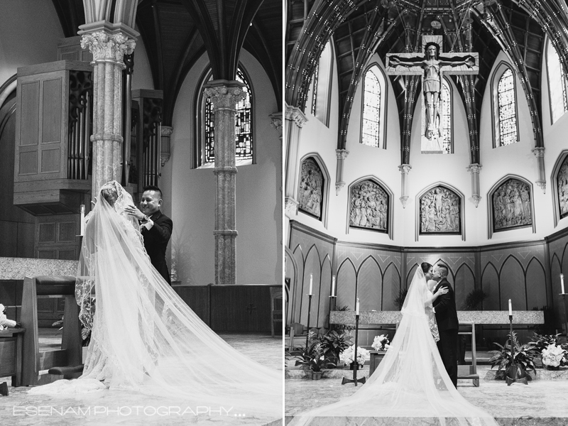 Holy Name Cathedral Wedding Chicago