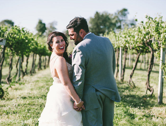 Elegant Outdoor Acquaviva Wedding with Frances & Anthony